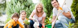 Home Happy Gardeners